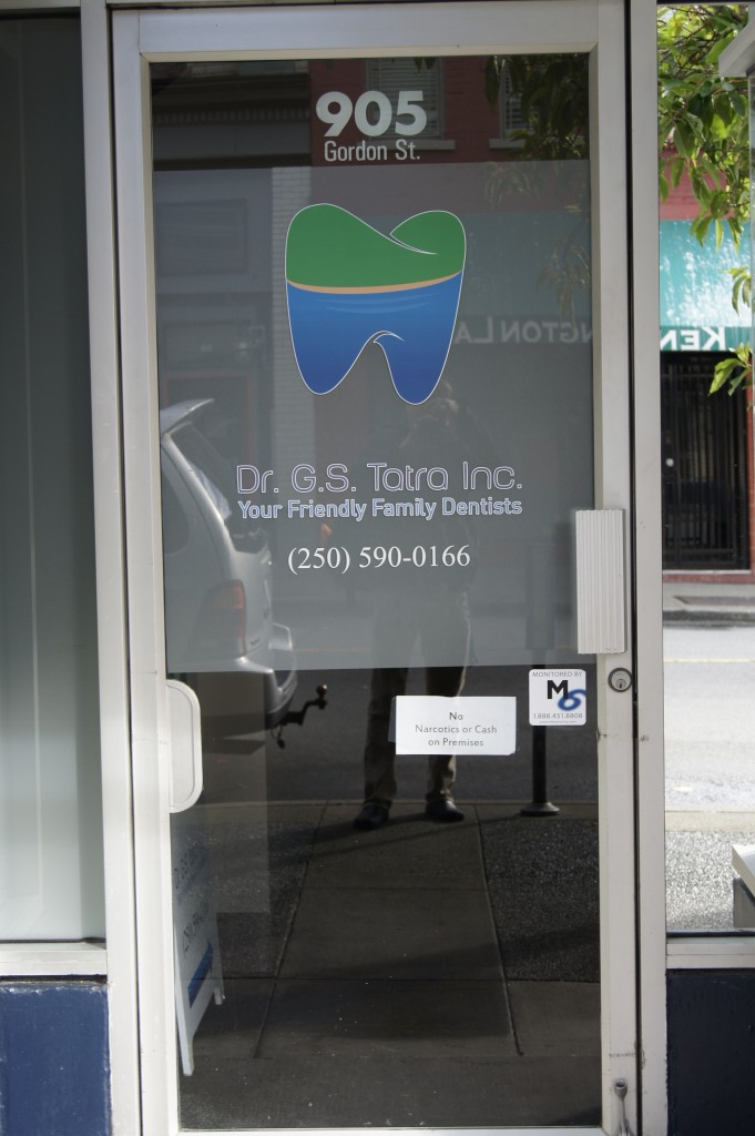 Visit Dr. Tatra's family friendly dental clinic - one of the best downtown Victoria dentists, BC, Canada