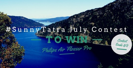 #SunnyTatra July Contest
