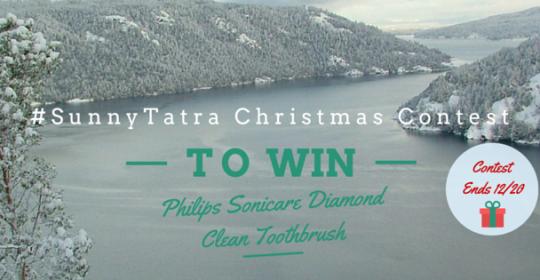 #SunnyTatra Christmas Contest